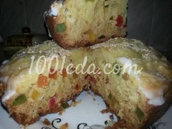 Пошаговый рецепт приготовления кекса в хлебопечке.