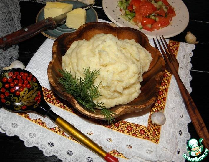 Классическое картофельное пюре. готовим пюре: 6 вкусных рецептов!