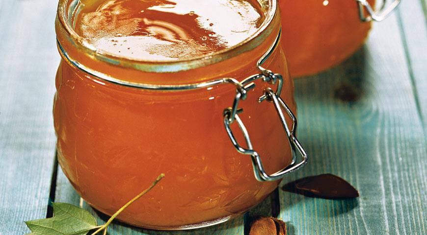 Абрикосовый джем с ядрами, рецепт с фото