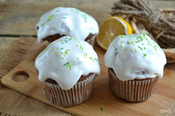 Простые рецепты сахарной глазури
