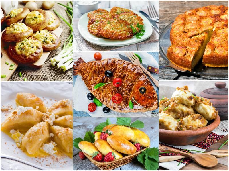 Что приготовить в масленичную неделю: картофельные оладьи