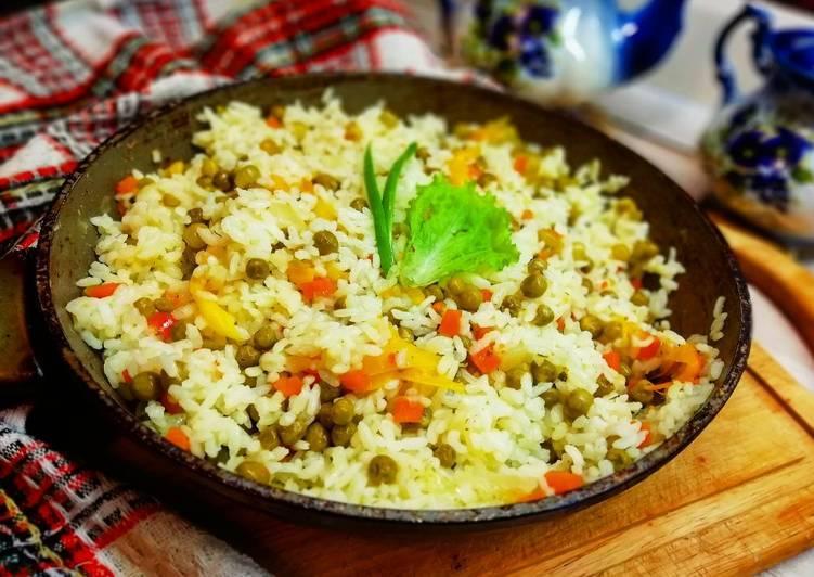 Ризотто с овощами: аппетитное и сытное блюдо!