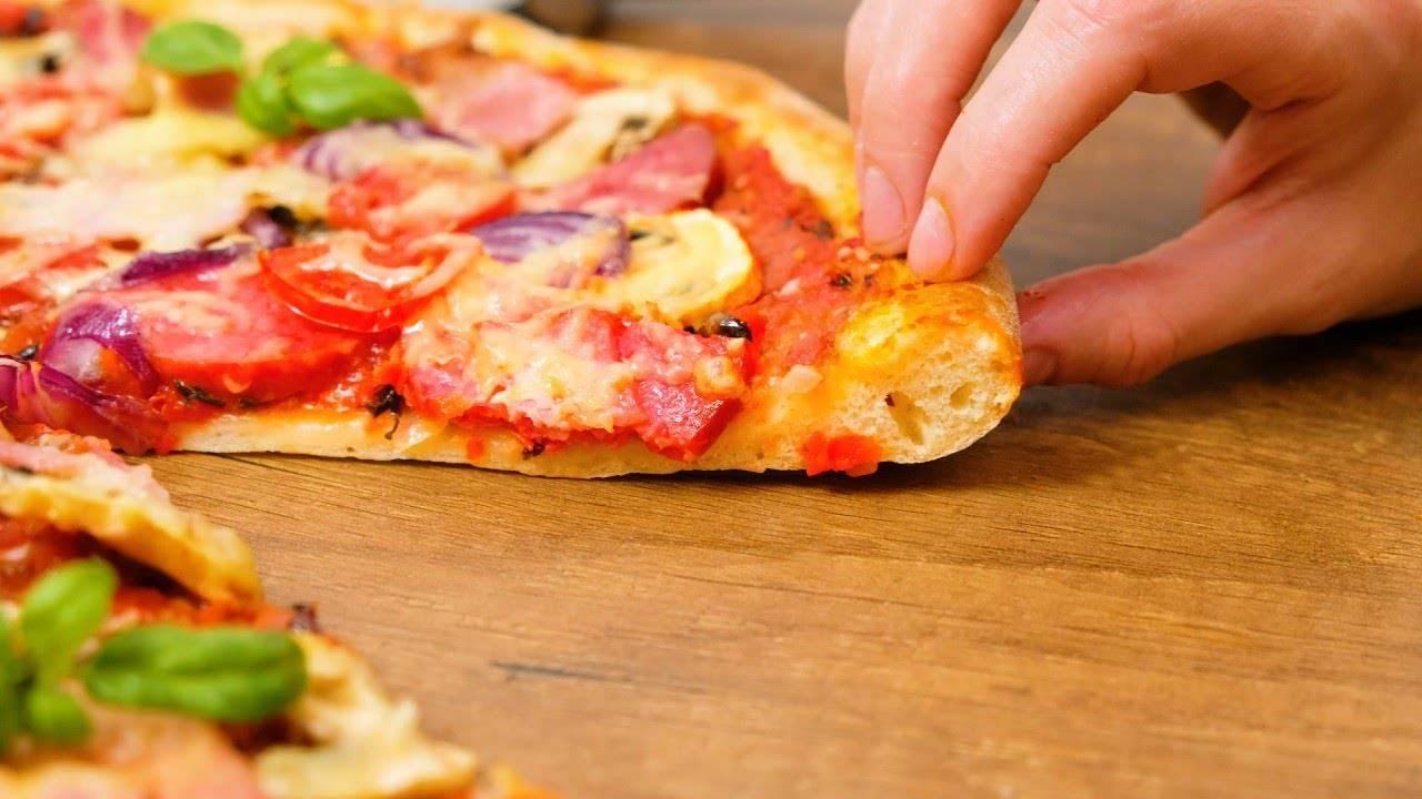 Как понять, что вы нашли лучший рецепт теста для пиццы?