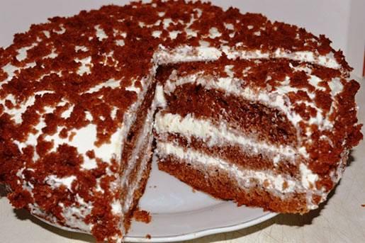 Шоколадный кекс на тёмном пиве