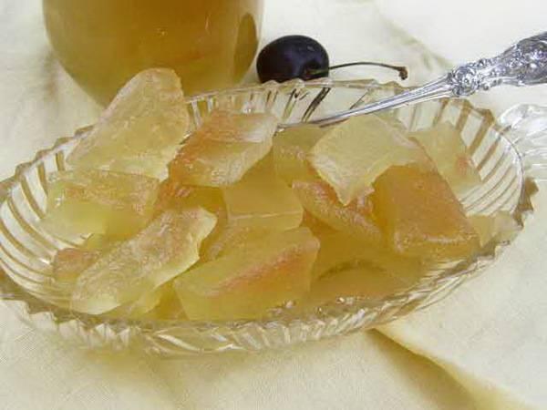 Варенье из арбузных корок с лимоном. пошаговый рецепт с фото • кушать нет