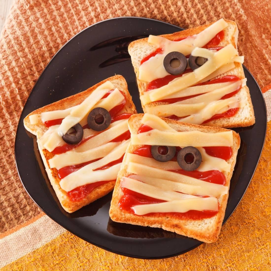Рецепты на хэллоуин: страшно вкусно!