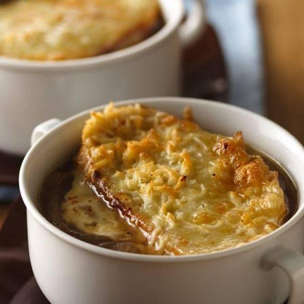 Рецепты лукового супа: классический французский, для похудения
