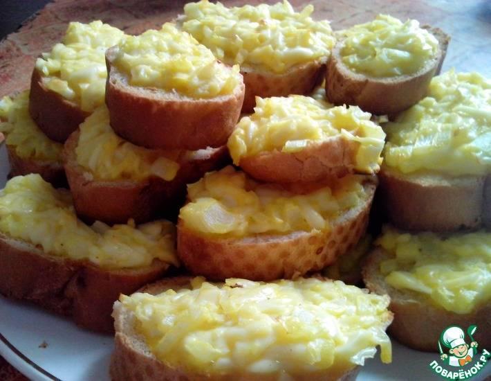 Быстрые бутерброды: пошаговый рецепт с фото
