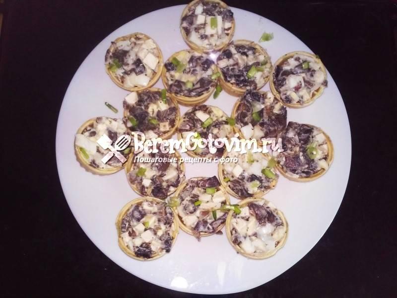 Тарталетки – рецепты на поварёнок.ру