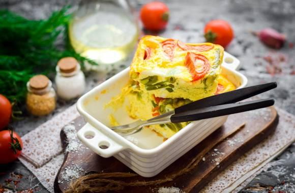 Брокколи в духовке, запеченная с сыром, курицей, яйцом - рецепты запеканки, омлета, котлет