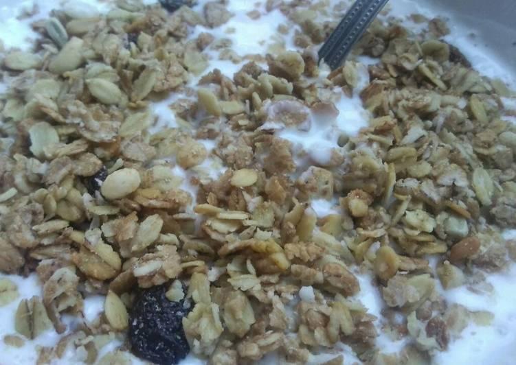Идеи для завтрака: как готовить мюсли?