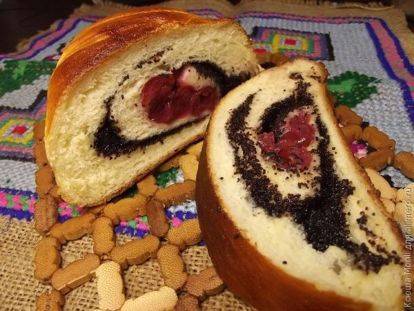 Хлеб на манной каше