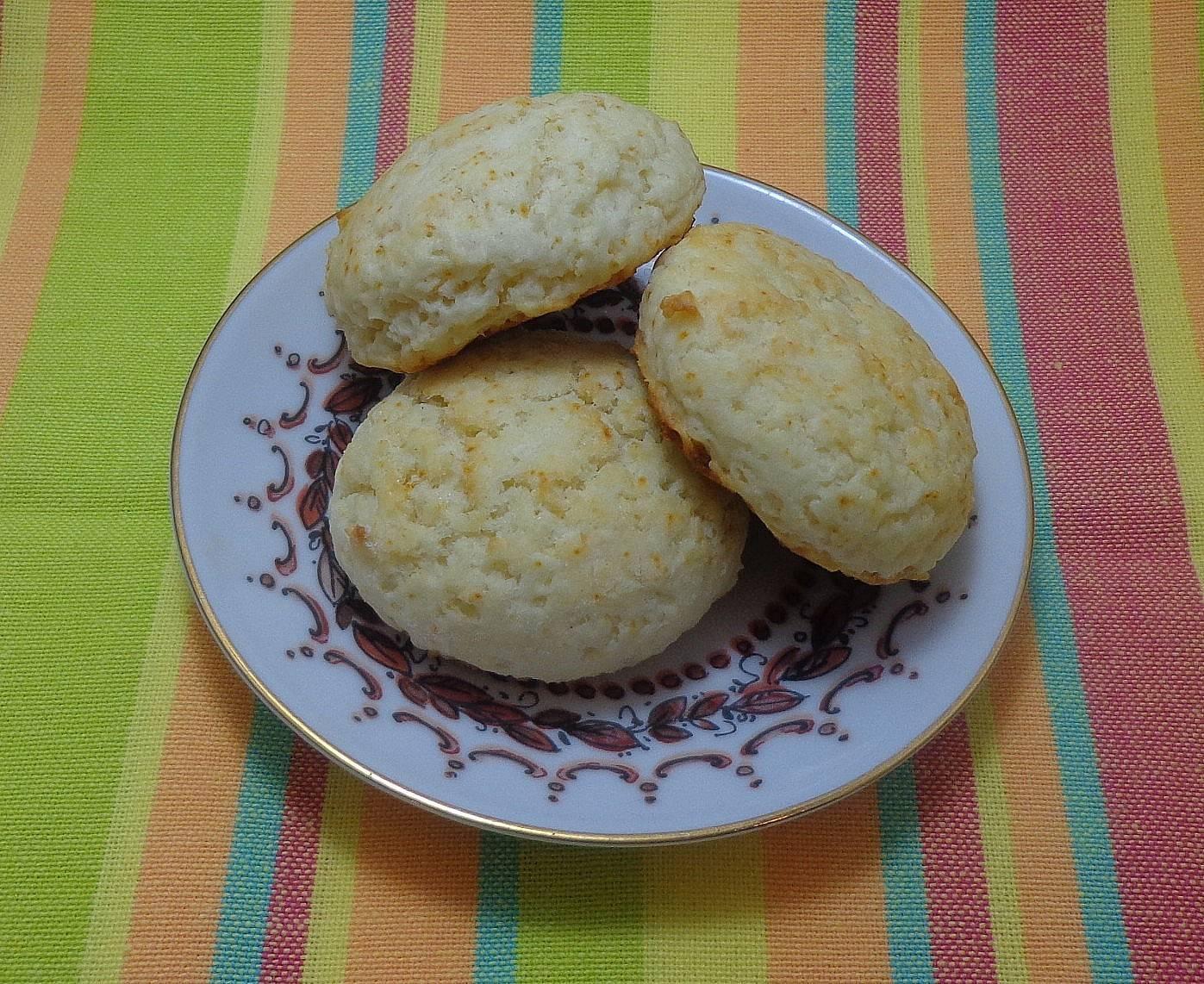 Любимые булочки английской королевы. ты удивишься, когда узнаешь, насколько прост этот рецепт!