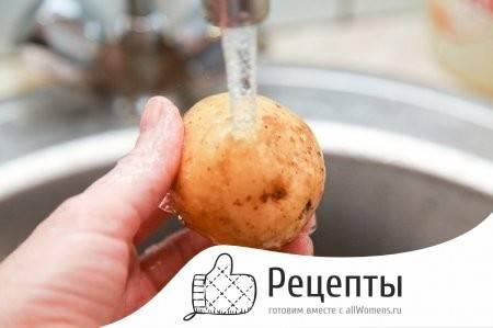 """Картофель запеченный """"ароматный"""""""