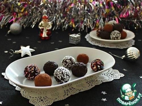 Полезные пп конфеты из сухофруктов своими руками