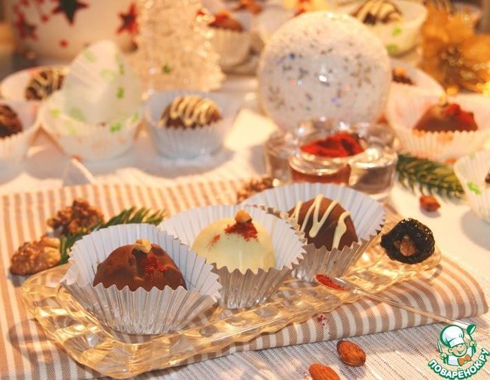 """Торт """"чернослив в шоколаде"""" - рецепт с фотографиями - patee. рецепты"""