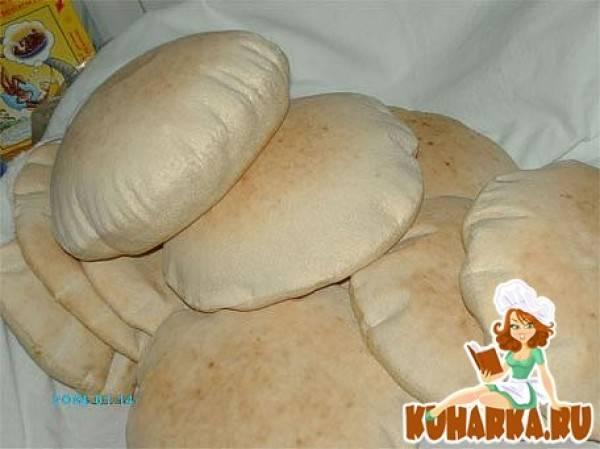 "Арабский хлеб ""пита"""