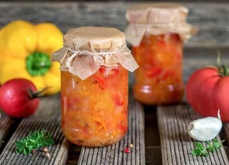 Готовим томатный сок в соковарке