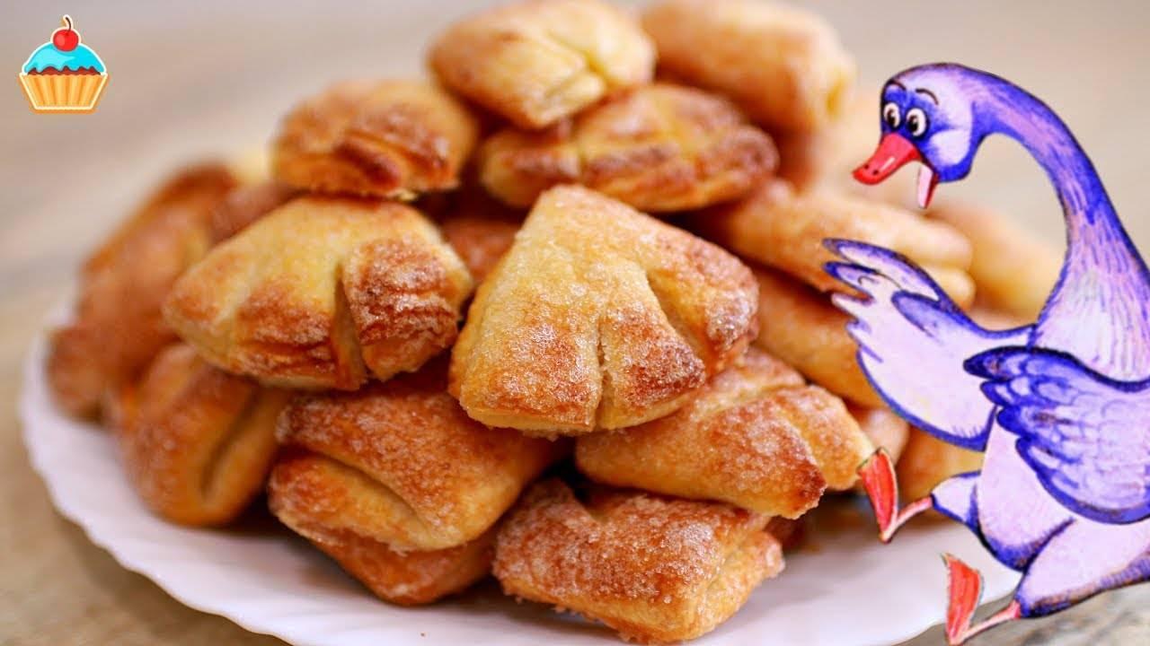 Печенье «Лапки»