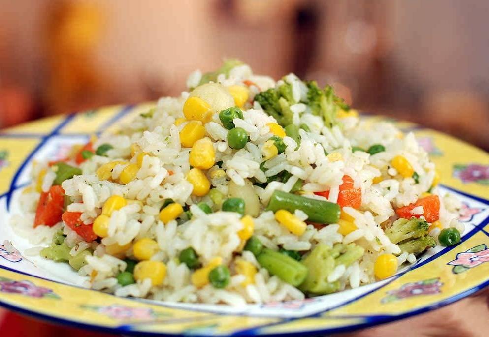 Как приготовить рис в пароварке (мультиварке)