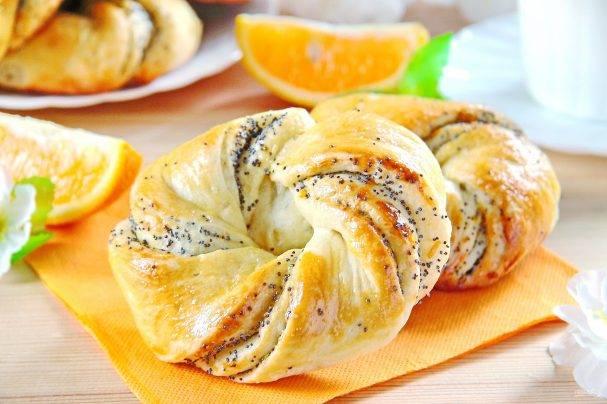Апельсиновые капкейки с маком - рецепт с фотографиями - patee. рецепты