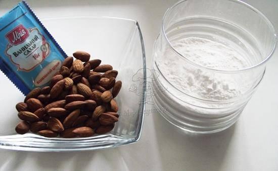 Как приготовить марципан в домашних условиях