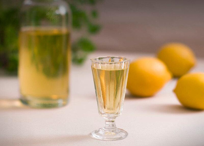 Как сделать домашний лимончелло