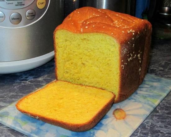 Хлеб кукурузный с отрубями
