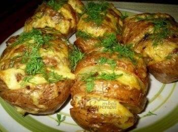 Картошка-гармошка в духовке — очень вкусно, быстро и просто