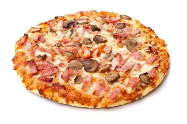 Пепперони пицца в домашних условиях