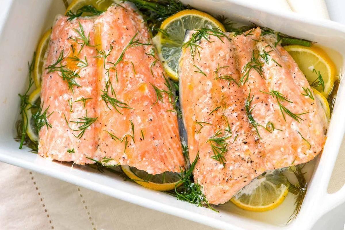 Филе рыбы в духовке. рецепты приготовления рыбы