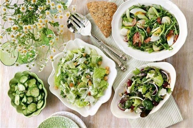 Салат с маринованным имбирем: рецепт с фото пошагово