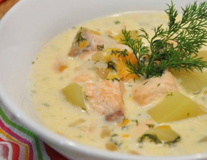 "Рыбный суп ""калакейтто"""