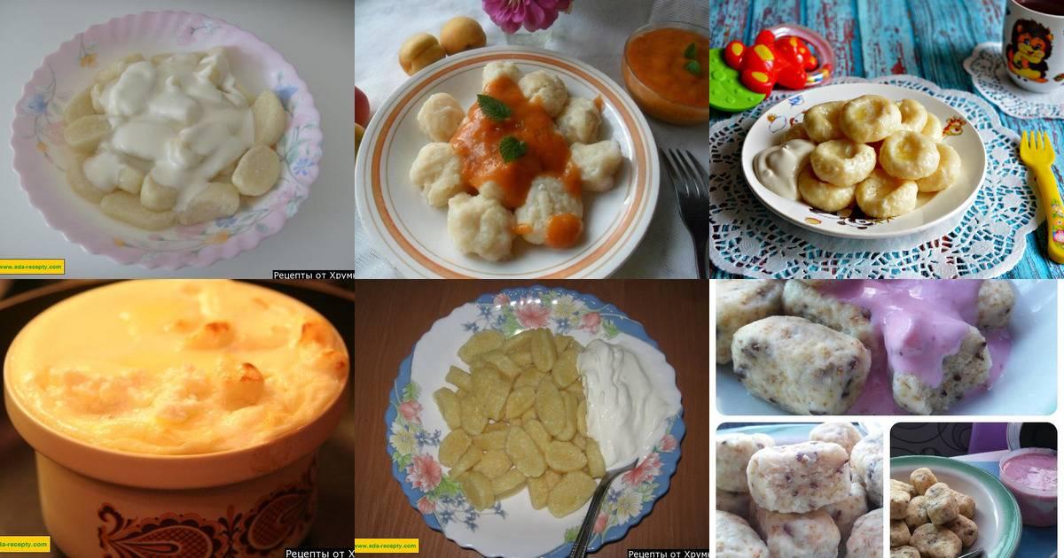 8 классных рецептов ленивых вареников из творога и не только