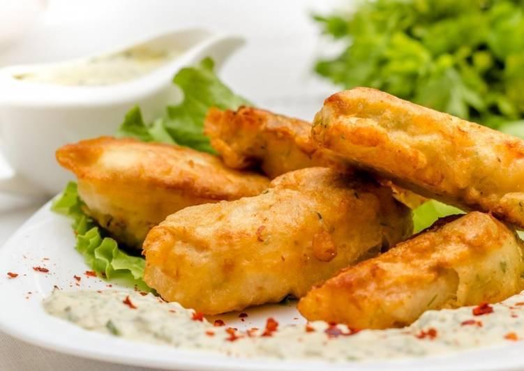 Филе рыбы в кляре — пошаговые рецепты рыбных блюд, как правильно приготовить, фото