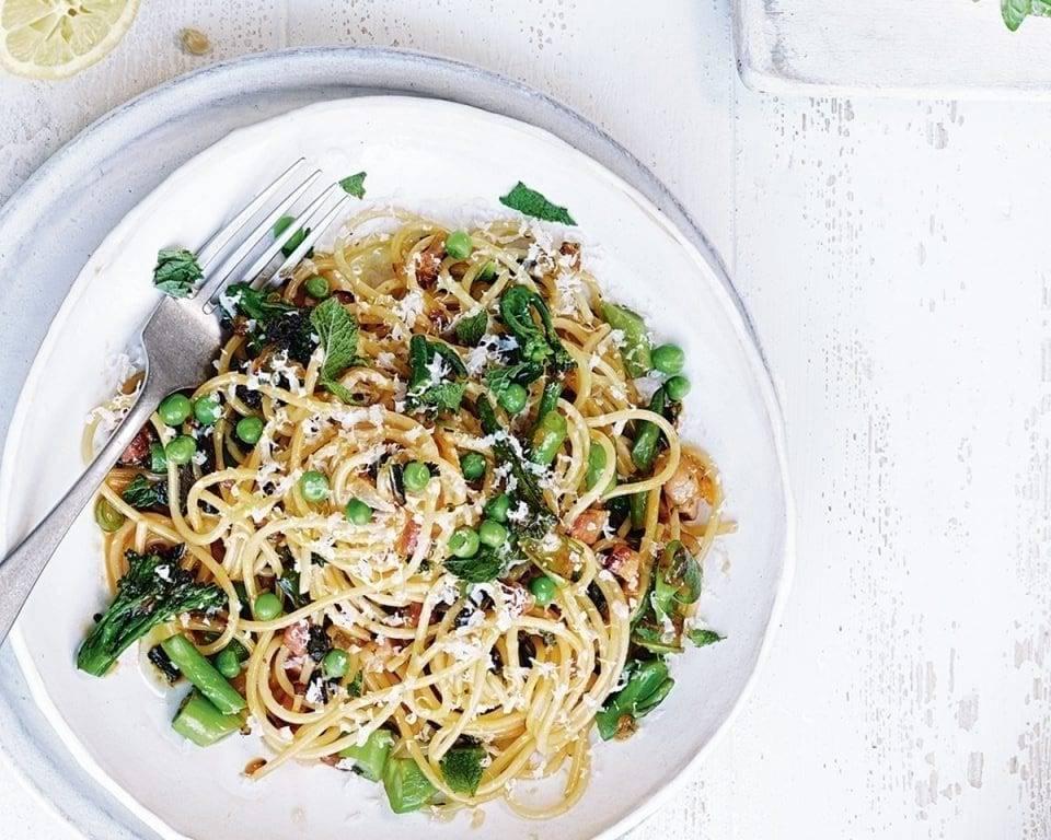 Паста Путтанеска - итальянская классика для семейного ужина