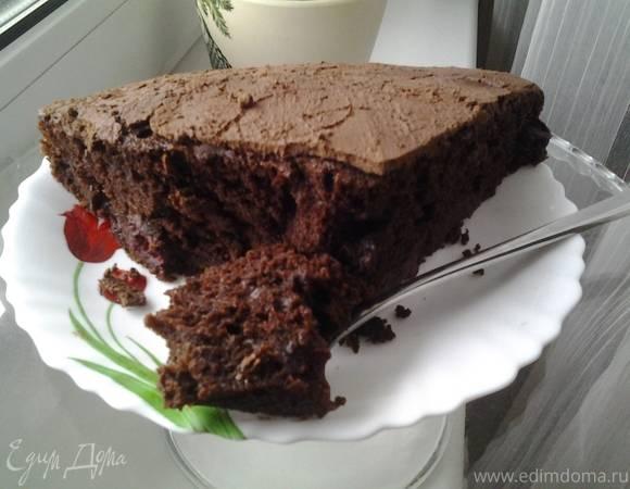 Шоколадный пирог с вишней: лучшие рецепты и особенности приготовления
