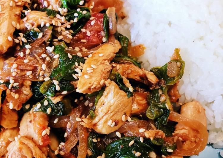 Подборка блюд со шпинатом