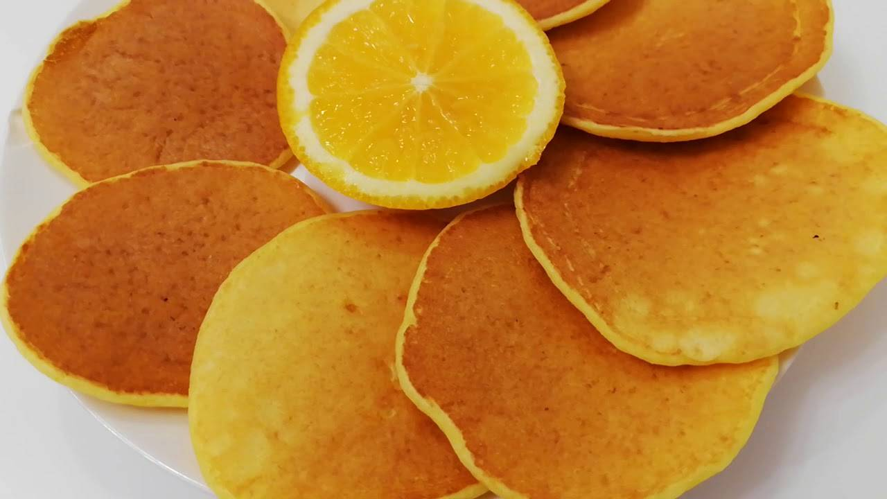 Творожные панкейки: рецепт и фото