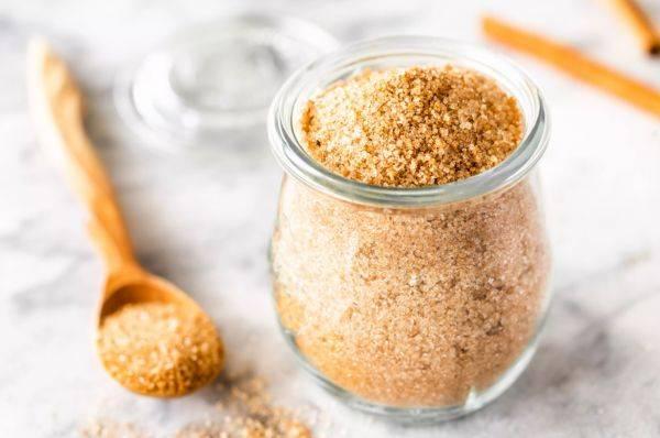 Как сделать коричный сахар за 5 минут