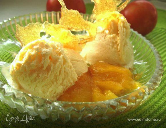Черничное джелато с лимонным базиликом - рецепт с фотографиями - patee. рецепты