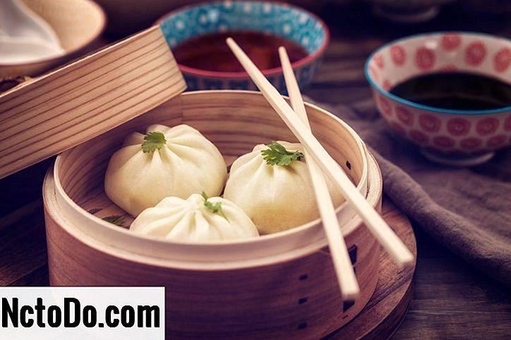 Булочки на пару (китайские, корейские, вьетнамские): рецепты