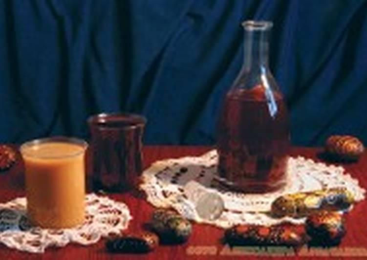 Компот из черемухи - витаминизированный напиток на зиму