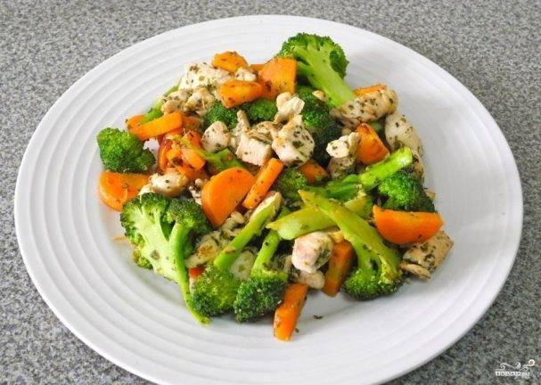 Вкусные и полезные блюда из моркови