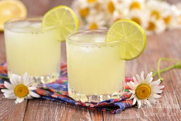 Лимонад в домашних условиях из апельсина