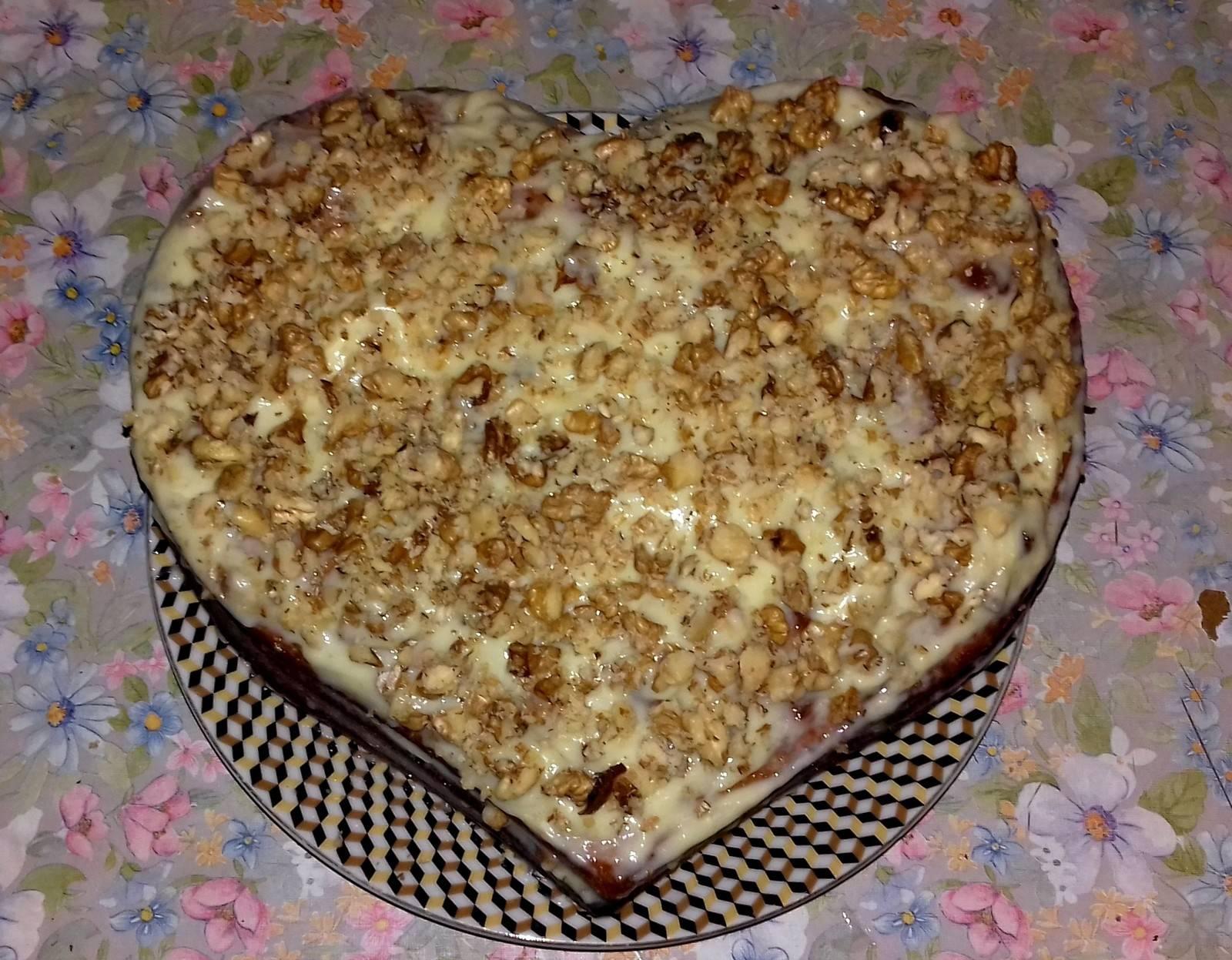 Именинный торт рецепт с фото