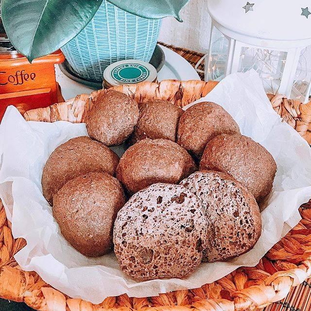 Рецепты булочки льняные