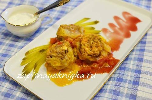 Ленивые пельмени на сковороде – рецепт с пошаговыми фото