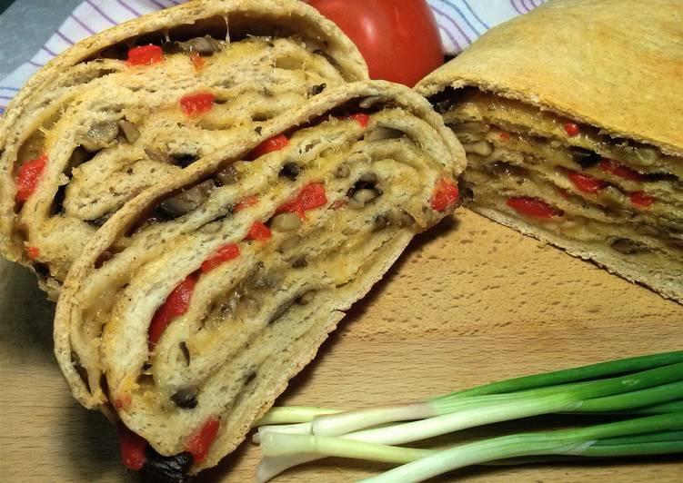 Мясной хлеб по госту