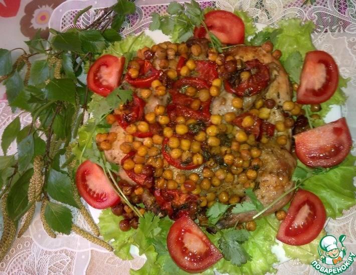 Как готовить нут в домашних условиях